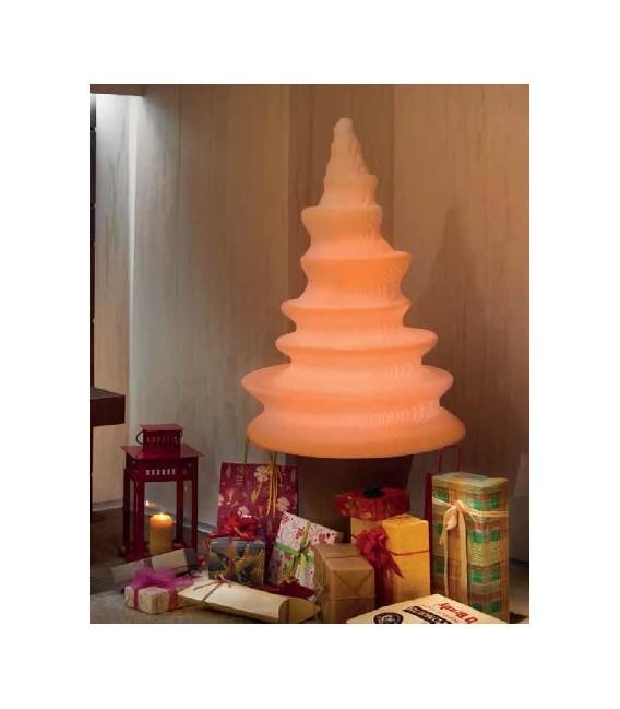 Forma de árbol de Navidad
