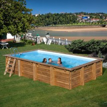 Evora Piscina rectangular