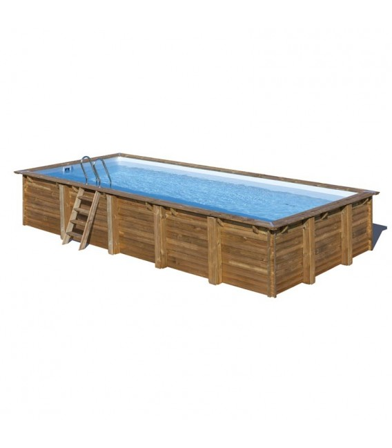Braga Piscina rectangular
