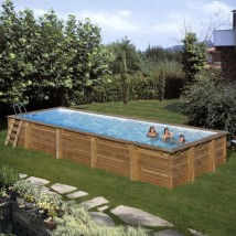 Mint Piscina rectangular