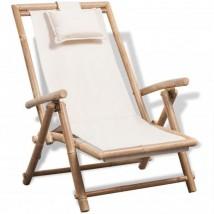 Silla de bambú, modelo Hudson