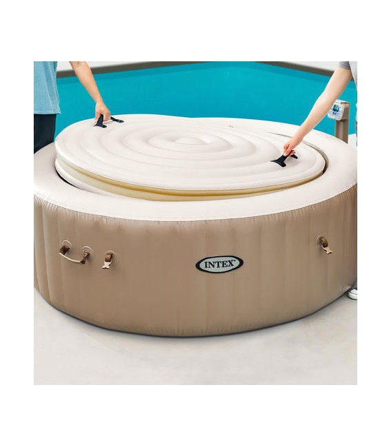 Jacuzzi hinchable Cecil
