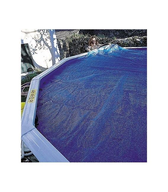 Cubierta isotérmica piscinas redondas de Ø300