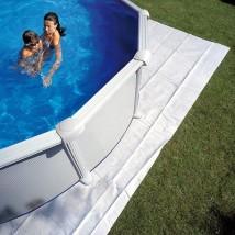 Manta Protectora piscinas redondas de Ø250 cm