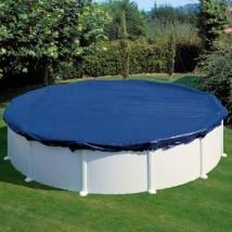 Cubierta de invierno para piscina Gre redonda Ø300cms.