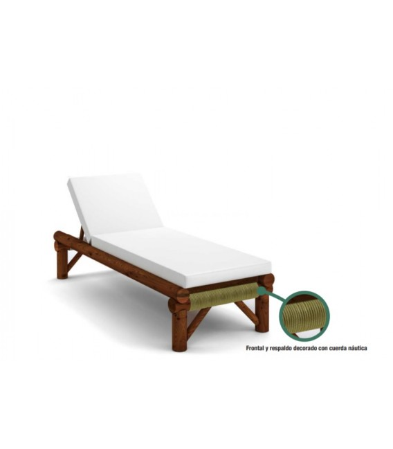 Bambú Tumbona
