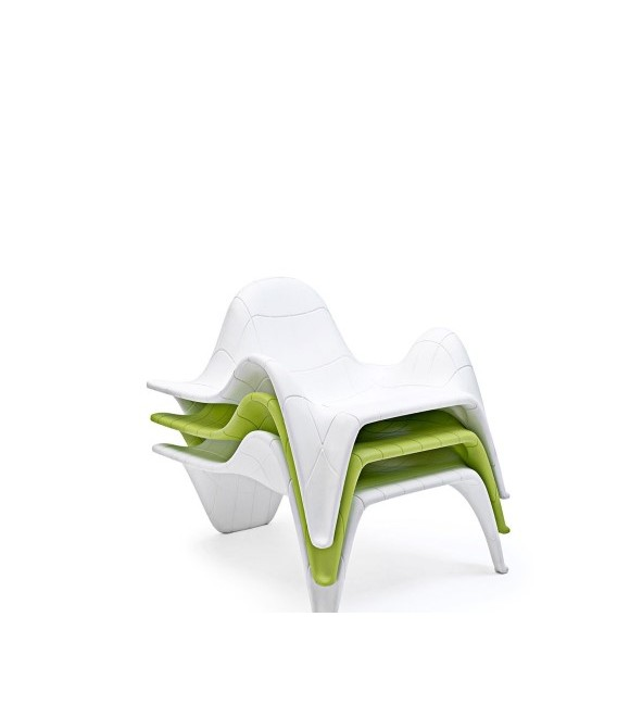 Butaca apilable by Vondom