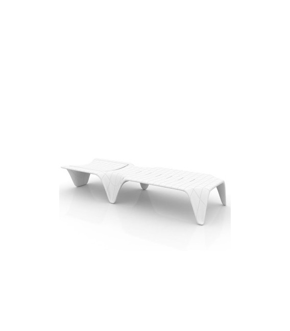 Tumbona apilable by Vondom