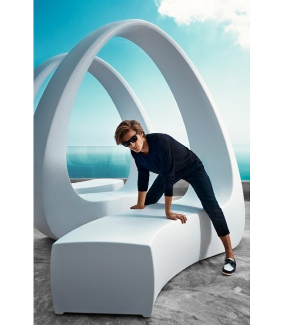 Banco Combinable by Vondom