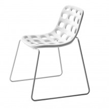 Silla apilable, modelo Chips