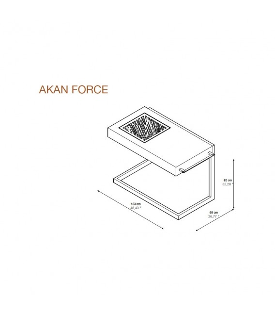Akan Force Barbacoa