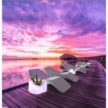 Tumbona de diseño Lounge