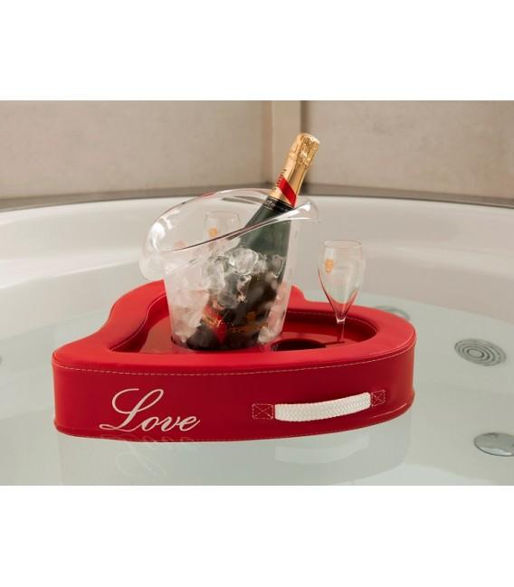 Bandeja Flotante Love