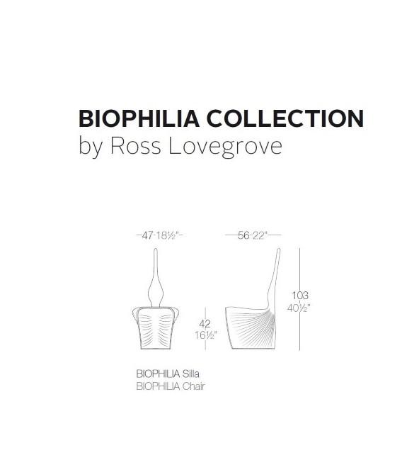 Silla Biophilia by Vondom