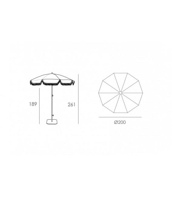 Toscana Parasol