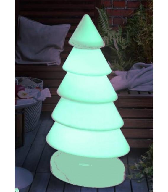 Lámpara con forma de Árbol