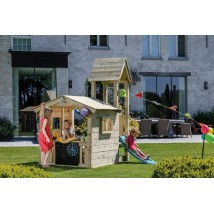 Mini Lookout S Parque Infantil