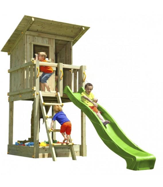 Beach Hut Parque Infantil