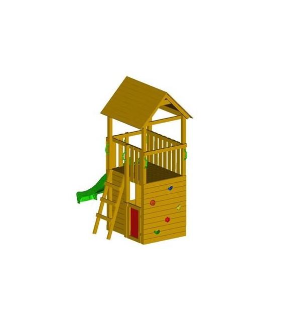 Canigó con Casita Parque Infantil