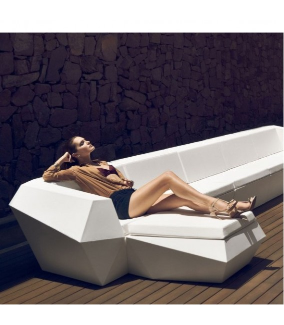 Chaiselongue by Vondom