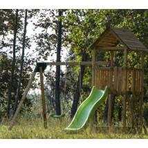 Parque Infantil Tibidabo + Columpio Doble