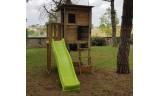Parque Infantil Taga + Columpio Doble
