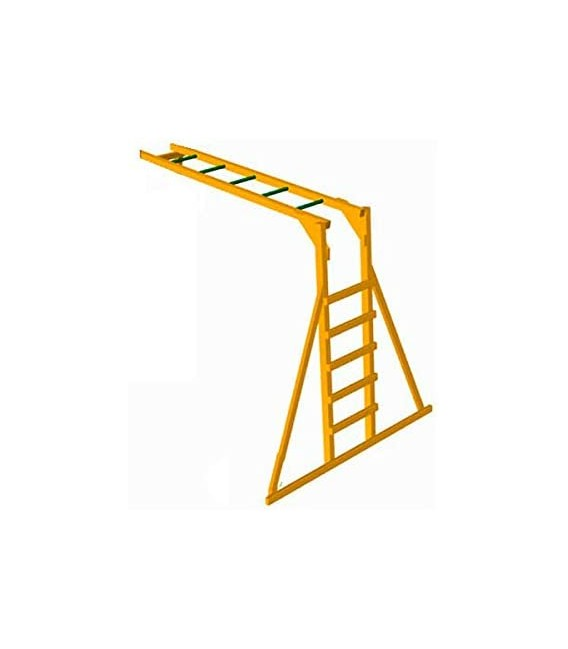 Escalera de mono parque infantil Teide