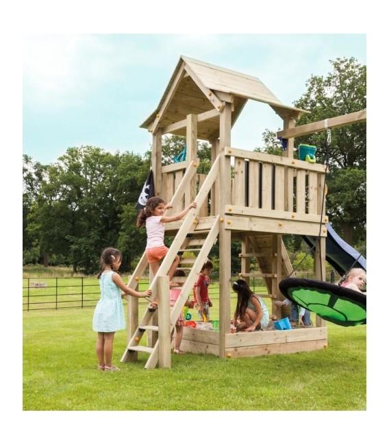 Steps para Parque Infantil