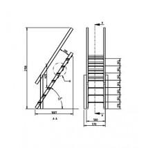 Steps 1,50m para Parque Infantil