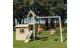 Parque Infantil Lookout M + Columpio Doble