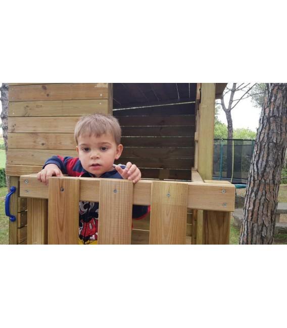 Taga Escalada Parque Infantil