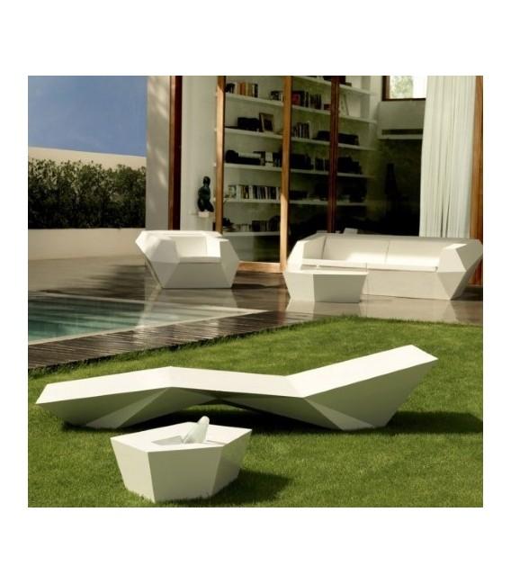 Tumbona de diseño by Vondom