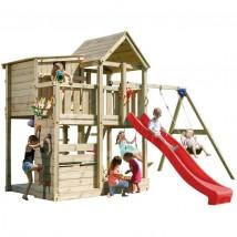 Parque Infantil Palazzo XL + Columpio Doble
