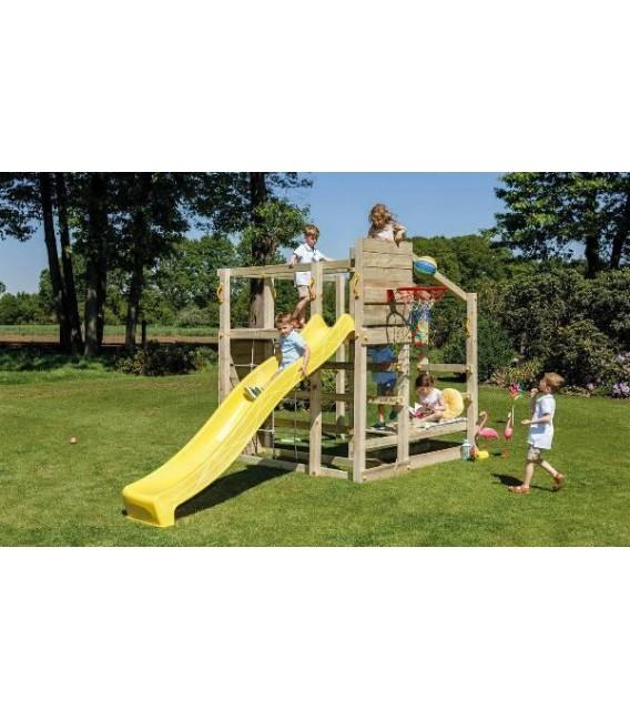 Crossfit Tobogán Parque Infantil