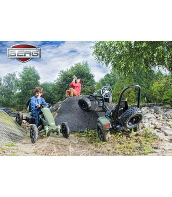 Jeep Adventure Pedal-Gokart