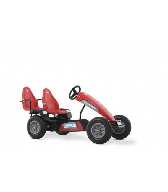 Kart de pedales Berg Extra Sport Red BFR
