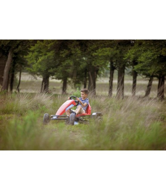 Kart de pedales Berg Extra Sport Red BFR-3