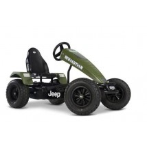 Kart de pedales Jeep Revolution BFR-3