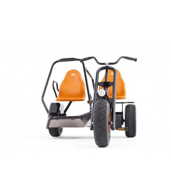 Triciclo duo de pedales Chopper BF