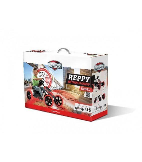 Kart de pedales Berg Reppy Rebel