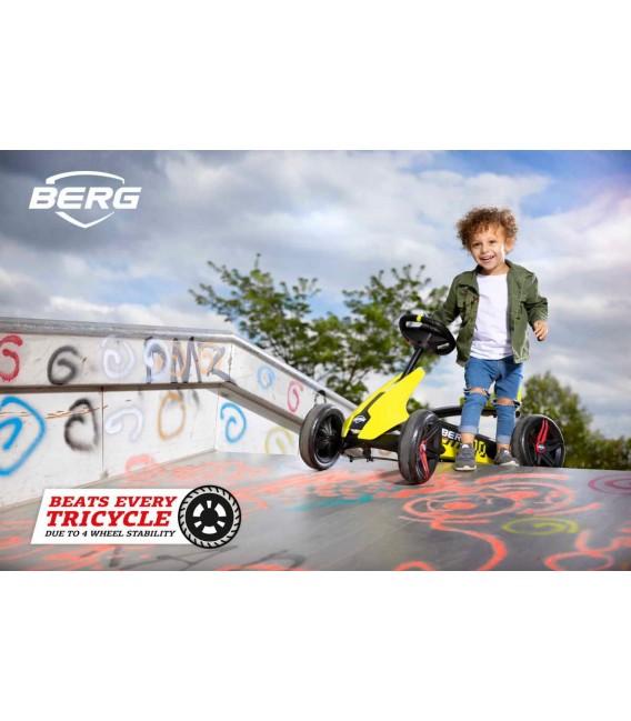 Kart de pedales Berg Buzzy Aero