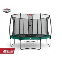 Cama Elástica Berg Champion 330 + Red Deluxe