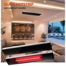 Calefactor Radiante Glass Hot Strip