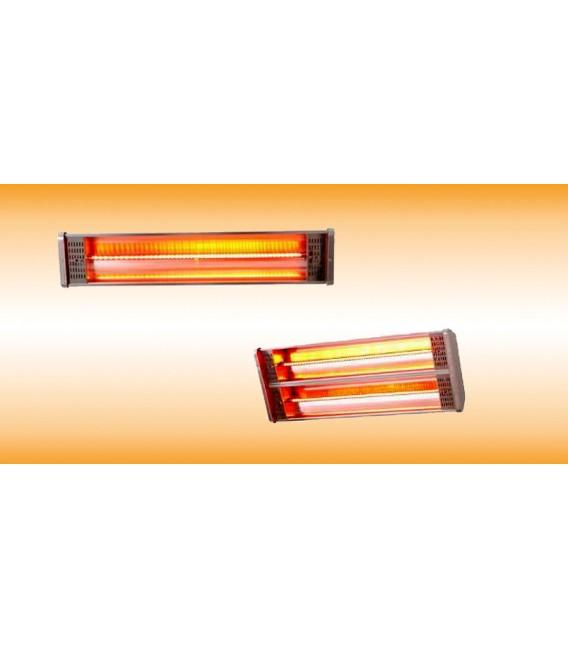 Calefactor Eléctrico Radiante Tecna Riva