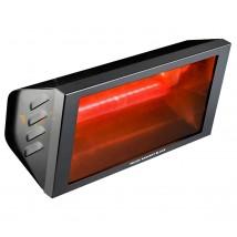 Calefactor para exteriores Tecna Varma Black