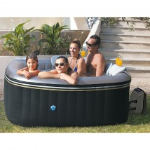 Spa hinchable NetSpa Aspen