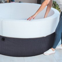 Spa hinchable NetSpa Vita