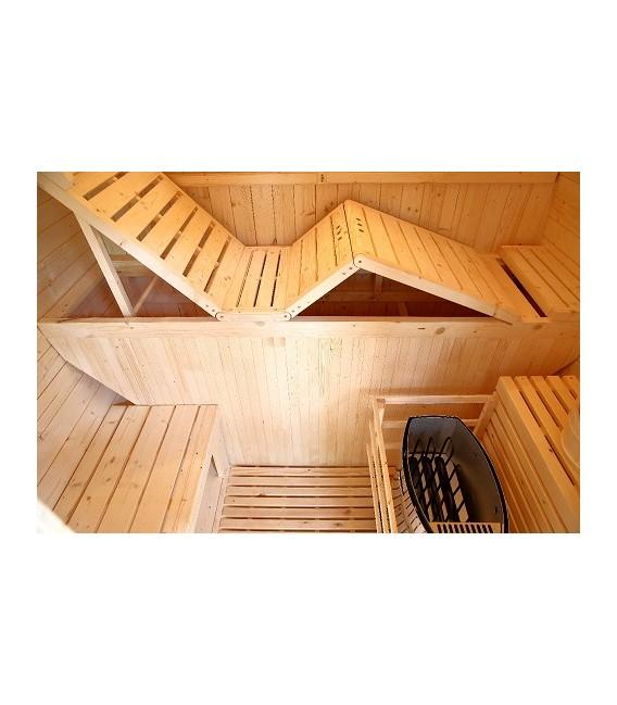 Sauna Exterior de Vapor Gaïa Bella