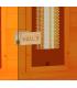 Sauna Infrarrojos Multiwave 3C 3-4 Personas