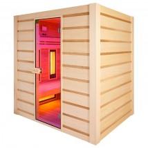 Sauna Hybrid Combi 4 Personas